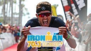 Ironman 70.3 Oceanside Mix up || Frodo & Sanders Interview