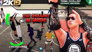 *NEW* GREEN BEST JUMPSHOT IN NBA 2K19 FOR EVERY ARCHETYPE AFTER PATCH 8!! Best Custom Jumpshot!