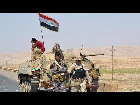 Iraq: humanitarian aid for liberated Amerli