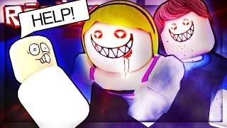 BEING EVIL PARENTS IN ROBLOX!