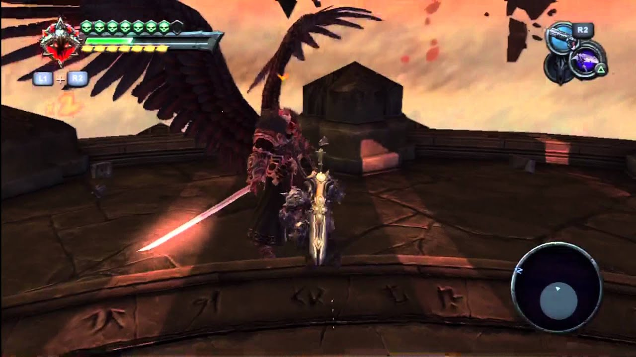 Darksiders-War vs. Abaddon The Destroyer Apocalyptic ...