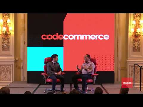 Poshmark CEO Manish Chandra | An Evening with Code Commerce
