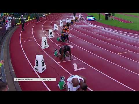 Men's 200m - 2018 NCAA Outdoor Championships