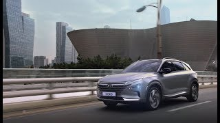 Introducing Hyundai NEXO