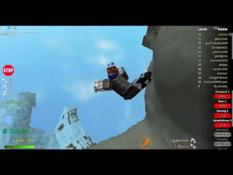 How to get ligmatized in Roblox Broken Bones IV using only firework 2