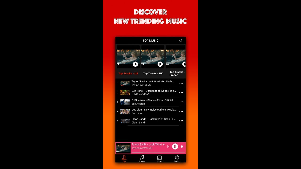 Free Music Player - Unlimited Mp3 Music Now