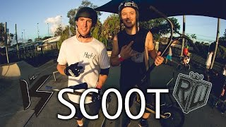 ryan williams vs dakota schuetz   game of scoot