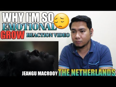 Jeangu Macrooy - Grow (The Netherlands) Eurovision 2020 Reaction Video | Mikko Chong Channel