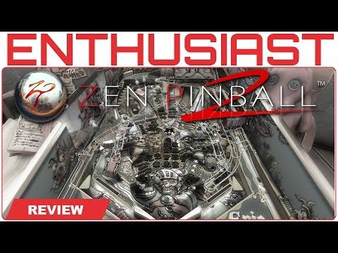 Zen Pinball 2 Review for Wii U