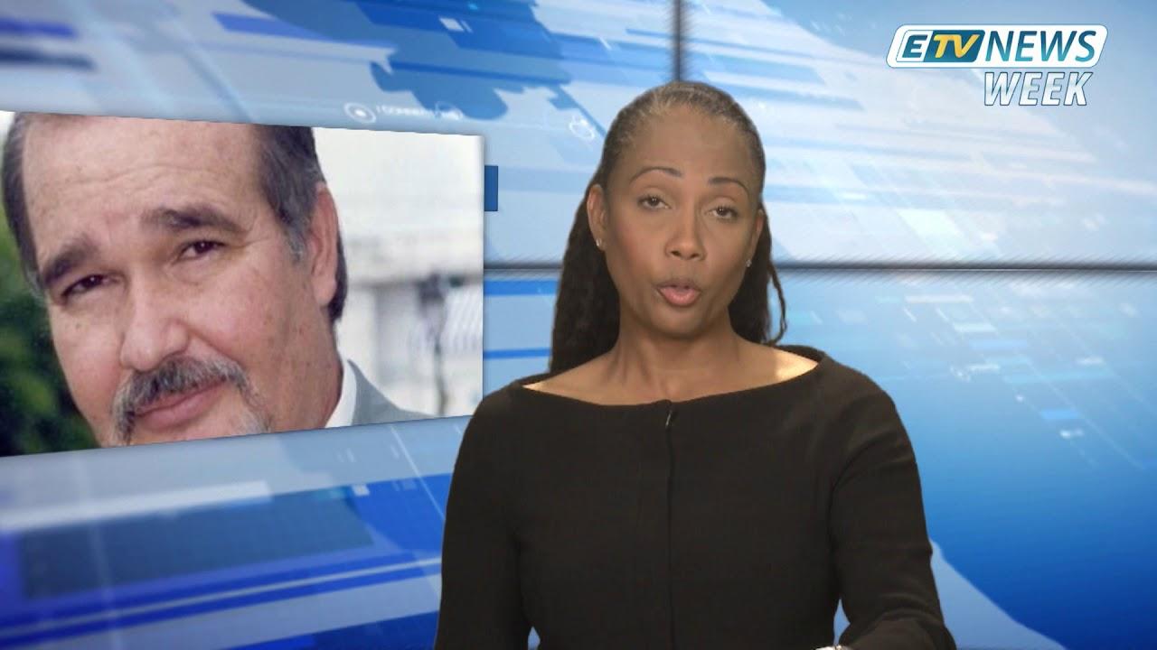 ETV news Week du Samedi 07 juillet 2018