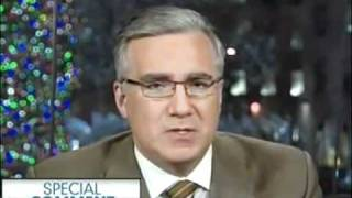 Olbermann whines and cries about Obama 12.7.10