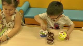 Нетрадиционные дидактические игры в работе с детьми с нарушением зрения