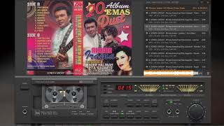Gambar cover Rhoma Irama 20 Album Emas Duet