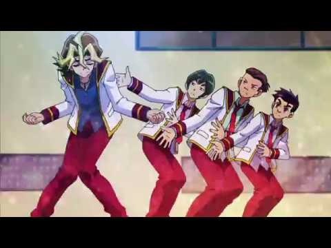 Yu-Gi-Oh! Arc-V - Shingo the Meme