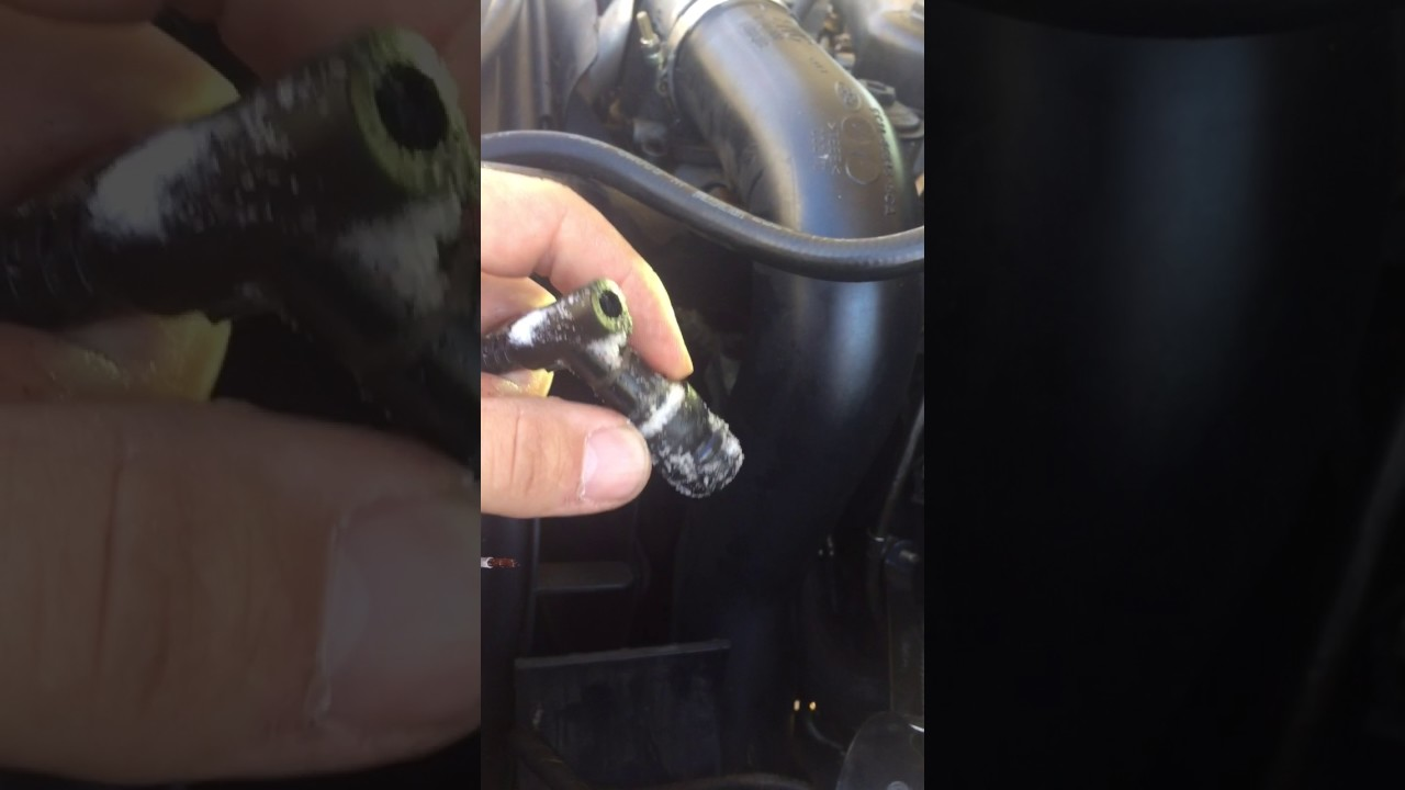 6 0 ford powerstroke glow plug wire harness trick [ 1280 x 720 Pixel ]
