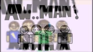 Willkommen bei Aw, Mann! cartoon