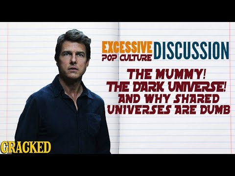 Download Youtube: The Mummy, The Dark Universe & Why Shared Universes Are Dumb - This Week In EPCD