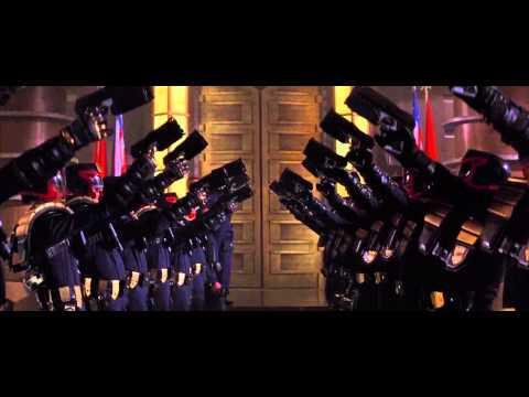 Dramatic Judge - Judge Dredd