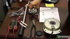 Xtreme Mower Clutches Tech Support Videos - YouTube