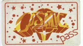 Cosmic C7 (1979) by Daniele Baldelli - lato B.