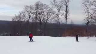Snowboard session at Jack Frost- Pocono Mountain resort