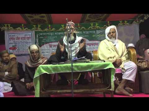 new bangla waz mufti sayed nazrul islam about eid e miladunnabi
