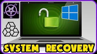 eSR - How to Reset (Hack) Windows 10 Account Passwords