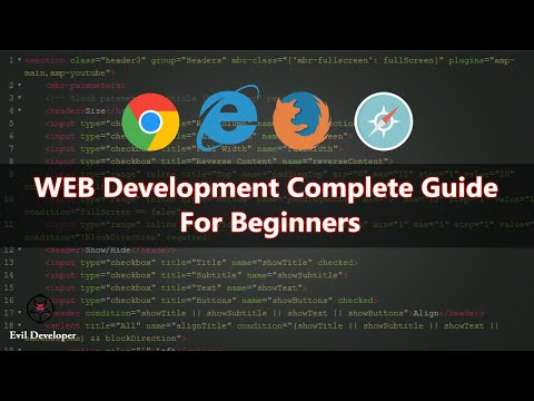 Web Development Tutorials For Beginners   Creating Simple Web Template Using Photoshop Part 1 TAMIL thumbnail