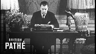 Grand Duke Vladimir Repudiates Czar Of Russia Appointment (1938)