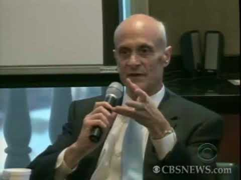 Michael Chertoff & Mark Donfried talk to CBS NEWS about Soft Power
