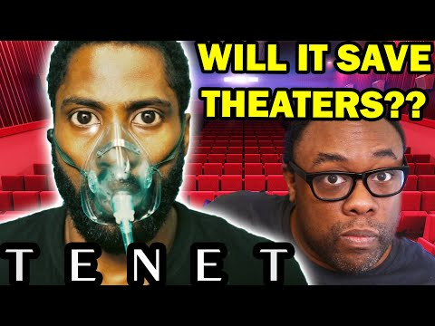 Can TENET Save Movie Theaters??