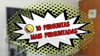 AS PERGUNTAS MAIS FEITAS # COMENTANDO COMENTARIOS BARBANTEK