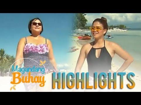 Magandang Buhay: Momshies Karla and Melai flaunt their swimsuits