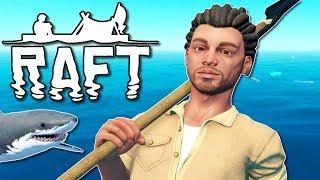 Rozbitek na oceanie | RAFT (#1)