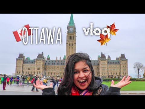 OTTAWA VLOG | AROUND ONTARIO | LIFE IN CANADA |