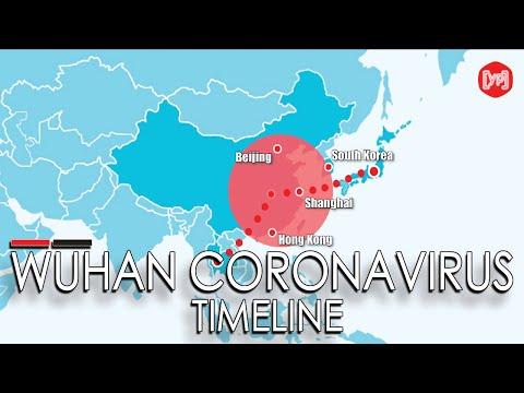Wuhan Coronavirus Timeline