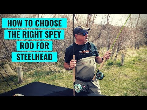How To Choose A Spey Rod For Steelhead With George Cook