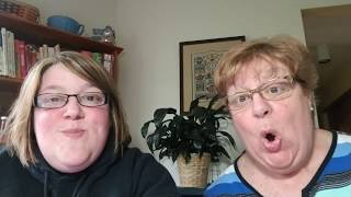 FlossTube Special Edition - Pam & Steph Plan for Stitch Maynia 2018