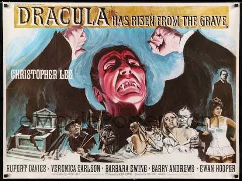 Dracula Has Risen From His Grave – Trepacer's Saturday Horror Reviews 91