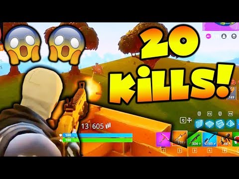 THE BEST SOLO GAME!!!! (Insane Fortnite Battle Royale Game)