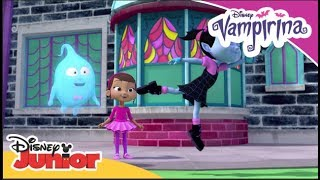 🕺 Dans Mania  Vampirina  Disney Junior