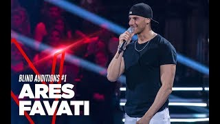 "Ares Favati ""Livin' La Vida Loca"" - Blind Auditions #1 - TVOI 2019"