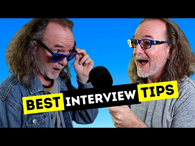 How To Interview Almost Anyone - Tips for Better Interviews