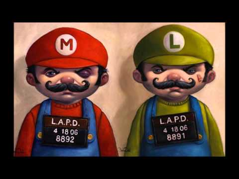 Super Mario Hip Hop instrumental beat