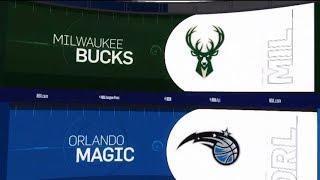 Milwaukee Bucks vs Orlando Magic Game Recap | 1/19/19 | NBA
