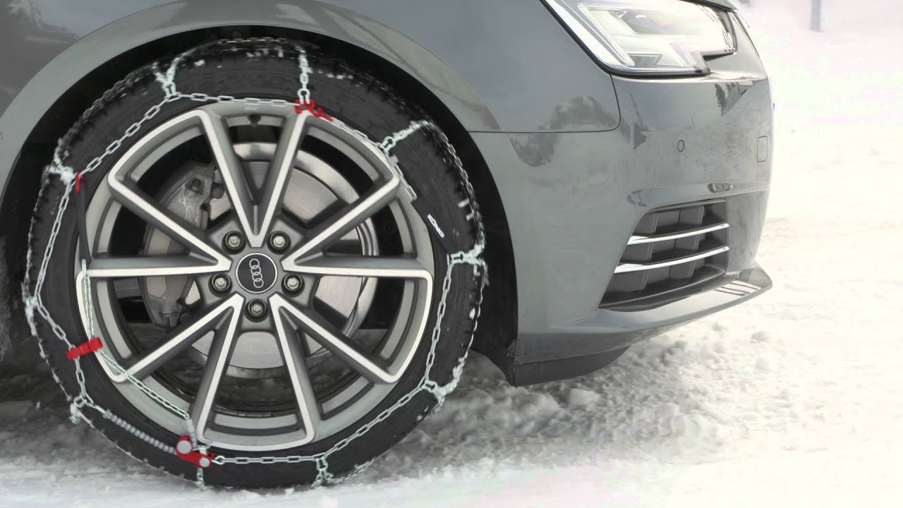 Snow Chains, Tyre Sizes and How to Fit | Omeo Ski Hire