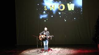 TOP TALENT SHOW 2019-  PETRISOR EUGEN RARES COLIND