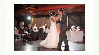 Winter Park Farmer's Market Wedding - Amber Uplighting