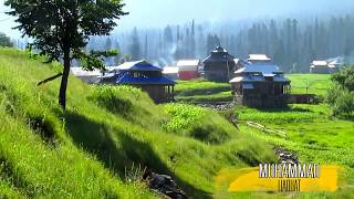 Arang Kel Village Morning view (AJK) || Pakistan