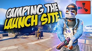 Video THE QUEST TO RULE LAUNCHSITE! - Rust Survival Gameplay download MP3, 3GP, MP4, WEBM, AVI, FLV Desember 2017